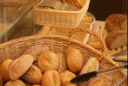 Frühstück im Hotel Meyer