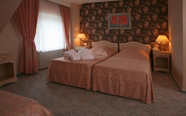 Chambre Double & Chambre Family at Hotel Meyer Beaufort, Luxembourg
